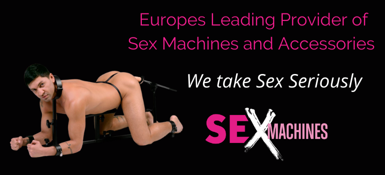 Sex Machines Static Banners