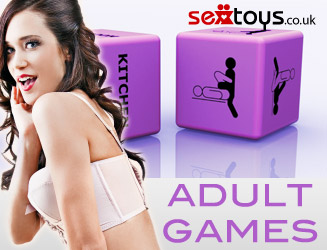 Have a raunchy night in with these adult games designed to entice and arouse!