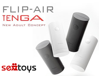 Brand new TENGA Flip Air - innovative male pleasure