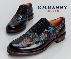 Handcrafted in Europe from the finest leather Shoe Embassy creates authentic shoes that are charismatic, with exquisite charm, comfort and premium quality.