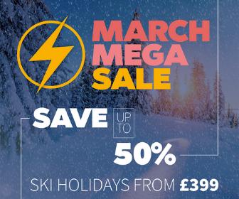 March Mega Sale