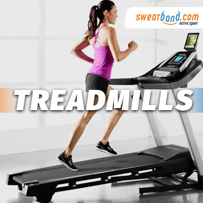 Treadmills from Sweatband.com