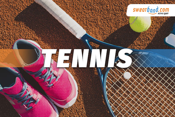 Tennis Equipment from Sweatband.com