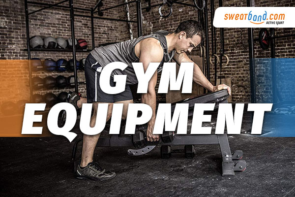Gym Equipment from Sweatband.com