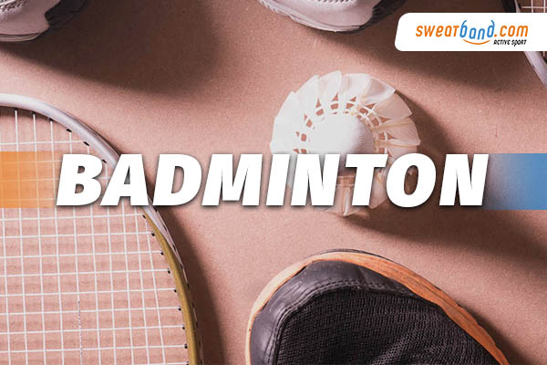 Badminton Equipment from Sweatband.com