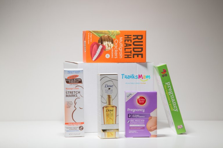 Seven Sea Pregnancy 28 tabs -Rude Health Multigrain Crackers -Palmers Cocoa Butter Formula massage cream for stretch marks -Dove Hair Oil -Pregnancy The Beginners Guide