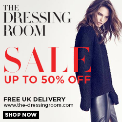Sale Up To 50% Off Womens Designer Clothing and Accessories at The Dressing Room