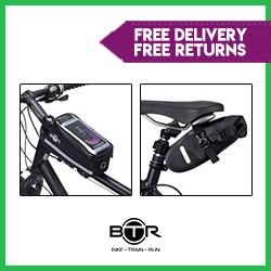 BTR Bike Phone Bags and Panniers