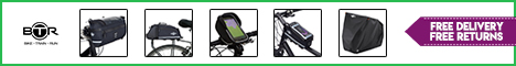 BTR Bike Bags and Panniers