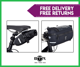 BTR Bike Phone Bags and Panniers