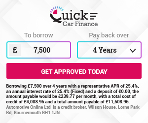 Quick Car Finance
