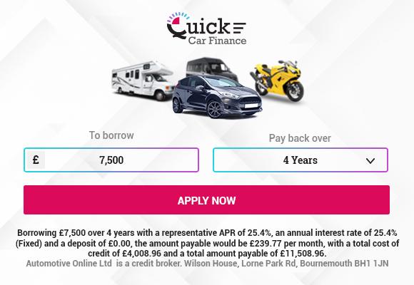 Quick Car Finance