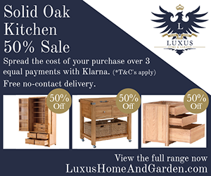 50% Off Oak Kitchen - Exceptional Indoor And Outdoor Furniture.