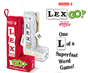 Lex Go, Lexicon Go, World Game, Learning Game, Baord Game, Scrabble