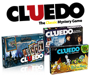 Cluedo Mystery Board Game, Board Game, Family Game, Game, Harry Potter, Game of Thrones
